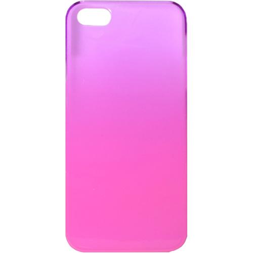 Накладка пластиковая Baseus iPhone 5/5S/SE Organdy Case 0.4mm Violet