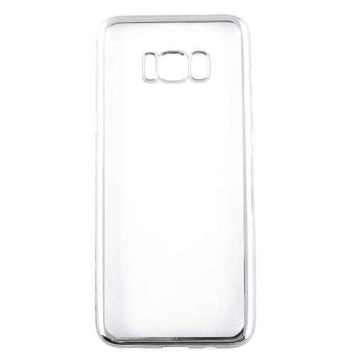 Накладка силиконовая IS FRAME Samsung Galaxy S8 Silver
