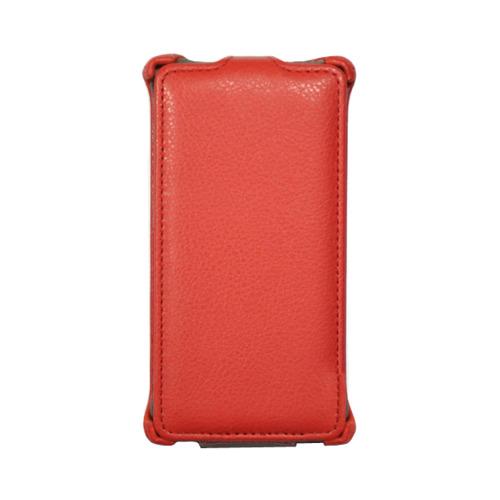 Чехол-флип Armor Samsung S8600 Red