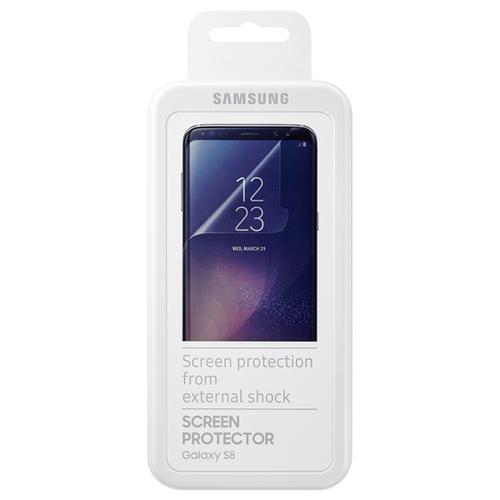 Защитная пленка для Samsung Galaxy S8 глянцевая 2шт (ET-FG950CTEGRU), Goodcom