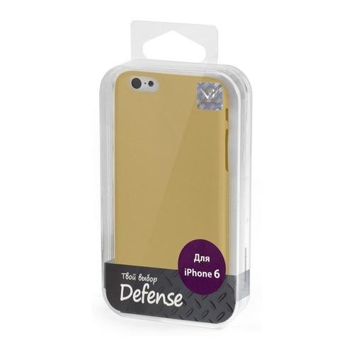 Накладка пластиковая для iPhone 6 Ultra Slim (CCRI6BR), Vertex, Bronze