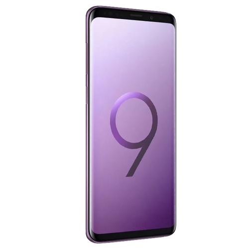 Телефон Samsung G960FD Galaxy S9 Plus 64Gb фиолетовый фото 4