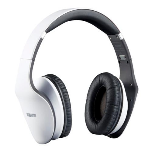 Беспроводные накладные наушники InterStep Swipe SBH-200 белые