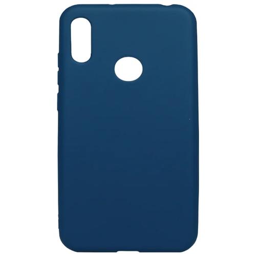 Накладка силиконовая Deppa Gel Color Case Xiaomi Redmi 7 Blue фото