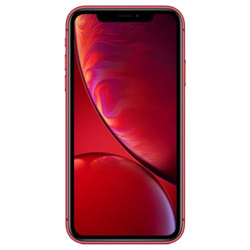 Смартфон Apple iPhone XR 64Gb Red фото