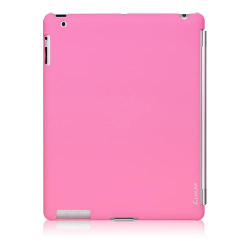 Накладка пластиковая Luxa2 iPad 2/3/4 Tough Case Plus Pink