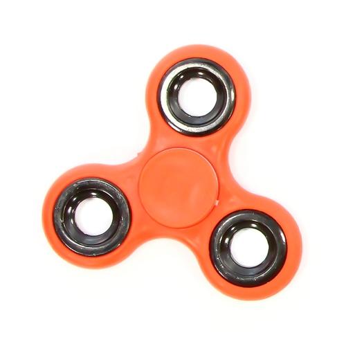 Спиннер красно-оранжевого цвета Goodcom
