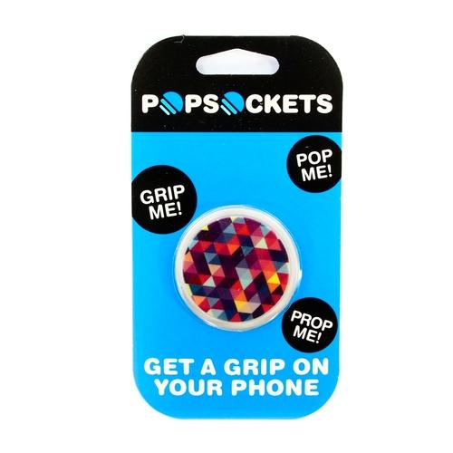 Держатель Goodcom для смартфонов PopSocket Геометрия