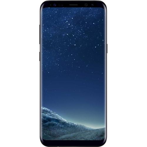 Смартфон Samsung G950FD Galaxy S8, черный бриллиант фото