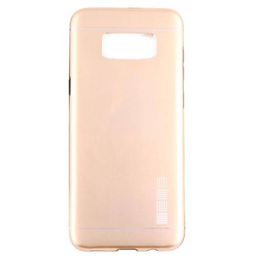 Накладка пластиковая IS TITANIUM Samsung Galaxy S8+ Gold
