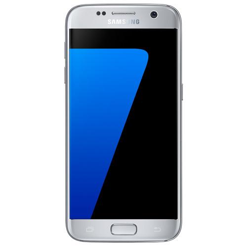 Телефон Samsung G935F Galaxy S7 Edge 32Gb Silver Titanium