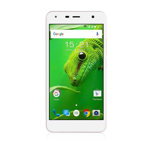 Телефон Fly FS517 Cirrus 11 White Gold