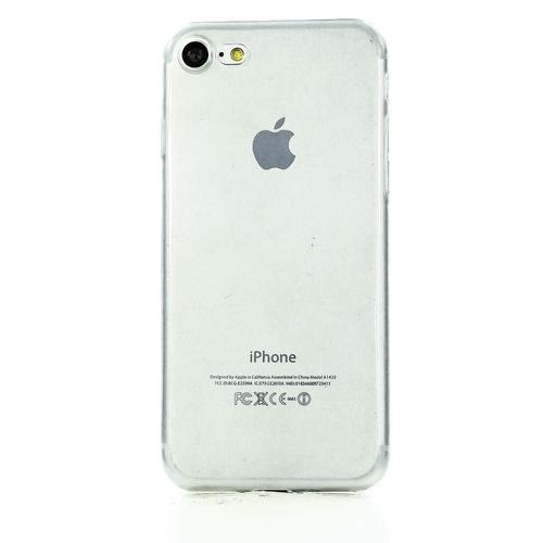 Накладка силиконовая Goodcom Ultra slim iPhone 7/8 White