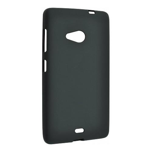 Накладка силиконовая Goodcom Ultra slim Microsoft Lumia 535 Black