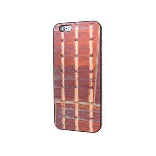 Накладка пластиковая Ikins iPhone 5/5S/SE Bronze-dot (IKI5brdoB)