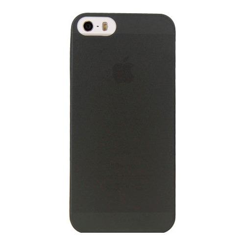 Накладка пластиковая iPhone 5 Ultra-Slim 0,35мм Black