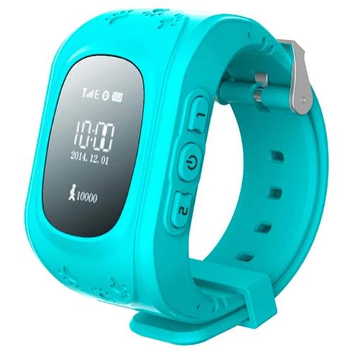 Умные часы Кнопка Жизни K911 детские Blue