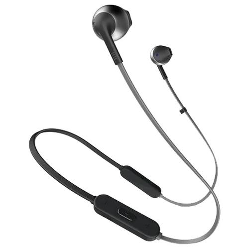 Bluetooth стереогарнитура JBL T205BT Black