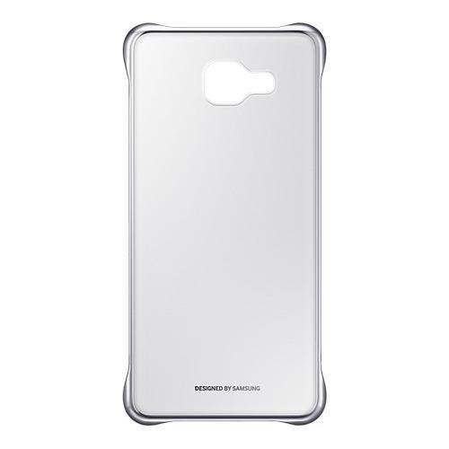 Накладка пластиковая Samsung Clear Galaxy A5 (2016) EF-QA510CSEGRU Silver фото
