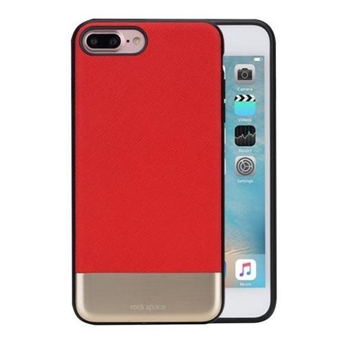Накладка пластиковая Rock Space iPhone 7 / iPhone 8 Elite Series Red