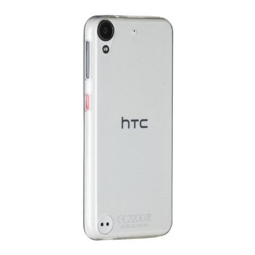 Накладка силиконовая IS Slender HTC Desire 530 Clear