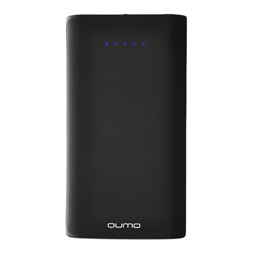 Внешний аккумулятор Qumo PowerAid 13500 mAh Black