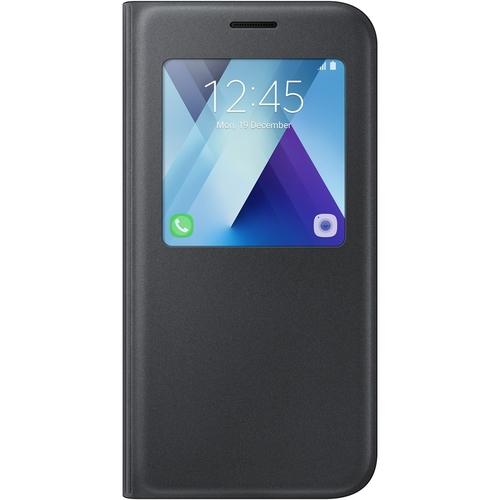 Чехол - книжка Samsung S View Galaxy A5 (2017) (EF-CA520PBEGRU) Black