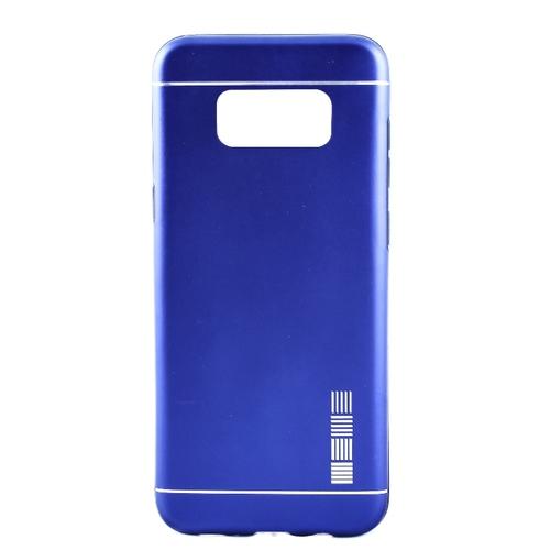 Накладка пластиковая IS TITANIUM Samsung Galaxy S8+ Blue