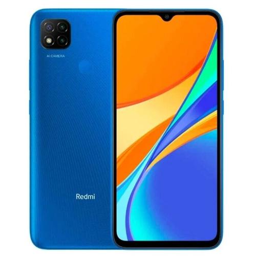Телефон Xiaomi Redmi 9C 64Gb Ram 3Gb NFC Twilight Blue фото