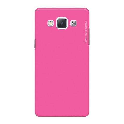 Накладка пластиковая Deppa Air Case Samsung Galaxy A5 Pink фото