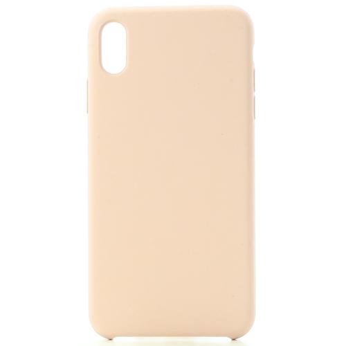 Накладка силиконовая uBear Touch Case iPhone Xs Max Light Pink фото