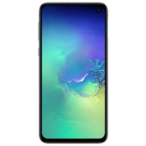 Телефон Samsung G970FD Galaxy S10e 128Gb Prism Green фото