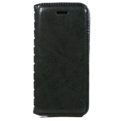 Чехол-книжка Book Case Apple IPhone 5/5S/5SE Black