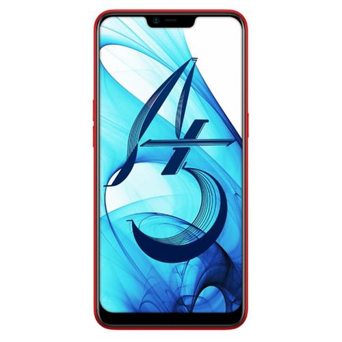 Телефон Oppo CPH1809 A5 Red