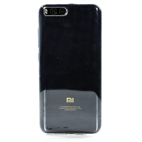 Накладка силиконовая skinBox slim Xiaomi Mi6 Clear