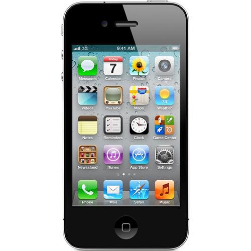 Телефон Apple iPhone 4 8 Gb Black