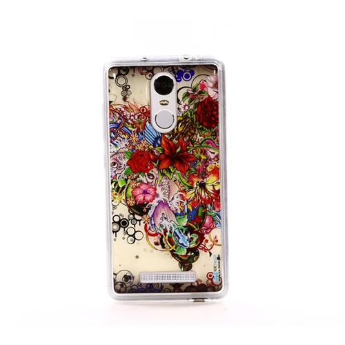 Накладка силиконовая IceTwice Xiaomi Redmi Note 3 Букет №540