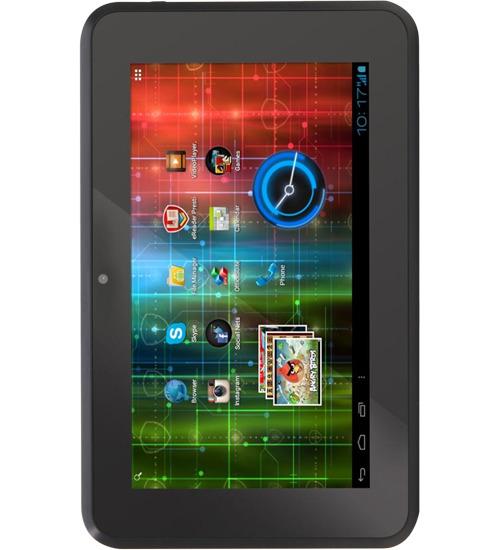 "Планшет Prestigio MultiPad PMP7170B3G (MediaTek MTK6575/7""/512Mb/4Gb) Black"