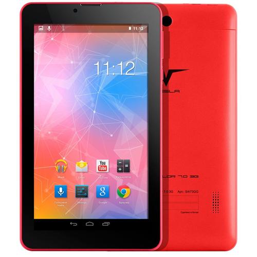 "Планшет Tesla 7.0 Neon Color 3G (Spreadtrum SC7731G/7""/1Gb/8Gb) Red"