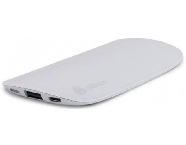 Внешний аккумулятор uBear PB01 6000 mAh White