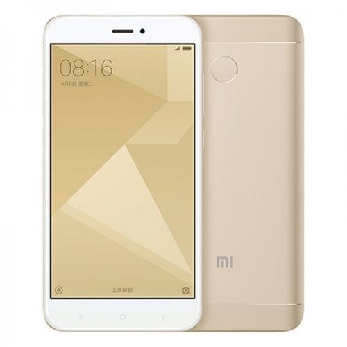 Телефон Xiaomi Redmi 4X 32Gb Ram 3Gb, золотой