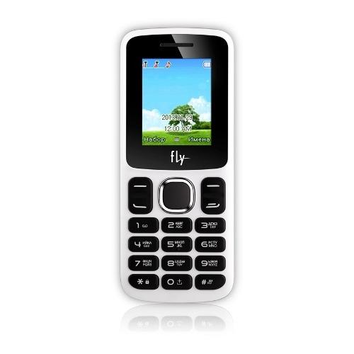 Телефон Fly FF179, White