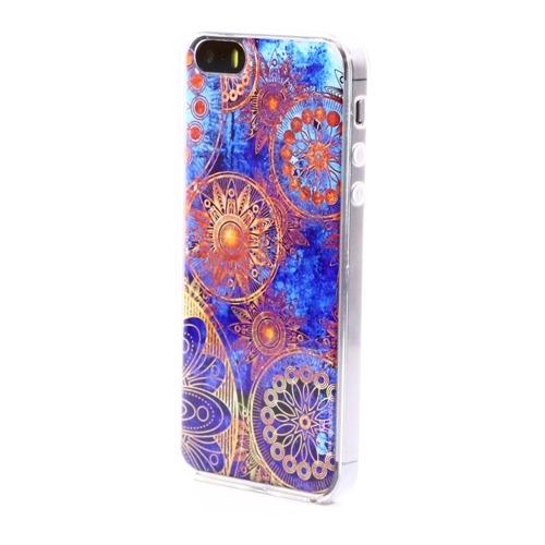 Накладка силиконовая IceTwice iPhone 5/5S/SE Кружева №645