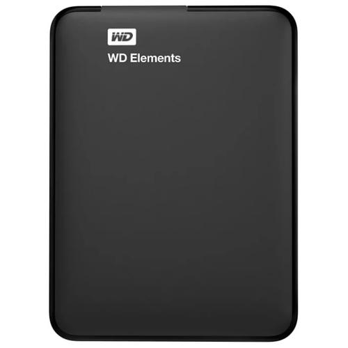 Внешний жесткий диск Western Digital Elements SE Portable USB 3.0 2Tb Black