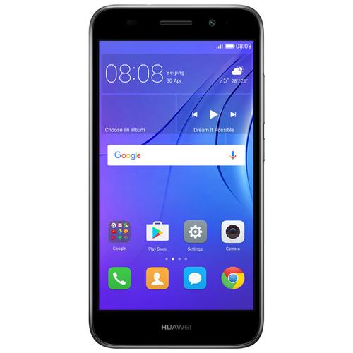 Телефон Huawei Y3 2017 Grey фото