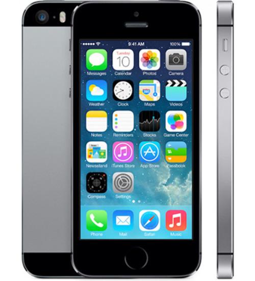Смартфон Apple iPhone 5S 16Gb, Space Grey фото 2