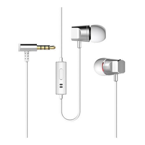 Гарнитура Deppa Stereo Alum Silver