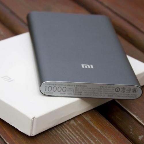 Внешний аккумулятор Xiaomi Mi Bank 2 10000mAh Black фото 3