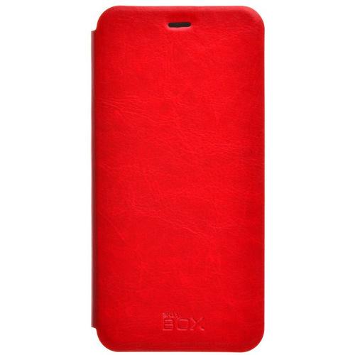 Чехол - книжка skinBox Lux Xiaomi Mi5 Red