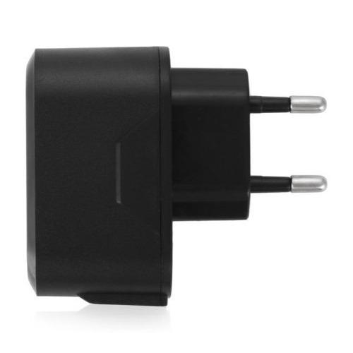 Сетевое зарядное устройство Deppa Prime Line 1USB 2100mAh Black фото